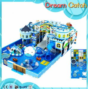 Ce Certificate Soft Indoor Activities Playground Children Game with Sand Pit pictures & photos