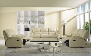 Newest White Office Function Sofa with Armrest (B069K) pictures & photos