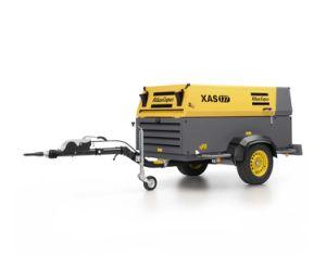 58kw Xas 137 Atlas Copco Diesel Mobile Air Compressor pictures & photos