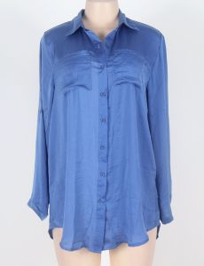 Hot Products Blue Button-Clothes Beach Cover Dress pictures & photos