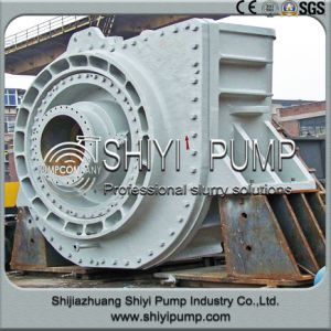 Training of River Channel Centrifugal Horizontal Gravel & Sand Dredging Pump pictures & photos