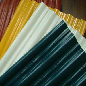 10 Years Guarantee Color Coated Corrugated PC Roofing Sheet/Plate pictures & photos