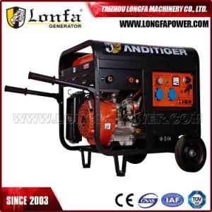 188f Gasoline Egnine Gx390 5kw Petrol Welding Generator pictures & photos