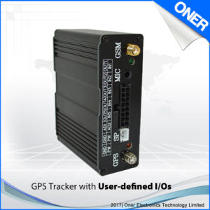 External Antenna GPS Tracker with Build in Battery pictures & photos