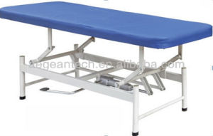 AG-Ecc08 Hospital Examination Table Medical Patient Exam Bed pictures & photos