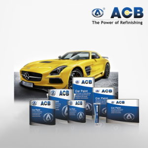Good Gloss Lasting Car Paint pictures & photos