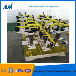 China OEM Precision Q235 Welding Jig pictures & photos