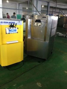 1. China High Quality Ice Cream Machine with Italy Design 08 pictures & photos