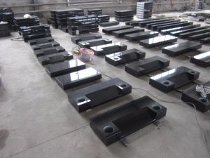 Absolute Black Granite Tombstone, Headstone and Monument pictures & photos