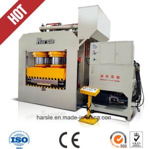 Harsle Brand Door Press and Embossing Machine for Door Skin Patterns pictures & photos