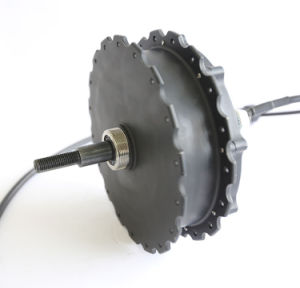 750watt Brushless Hub Motor 3 Wheel Motor Scooters for Adults pictures & photos