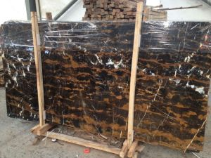 Competitive Price Marble, 240upx120upx1.8cm Polished Poratoro Slab for Wall/Floor/Countertop pictures & photos