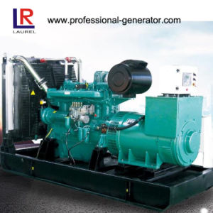 Ce ISO Approved Water Cooled 18kw-1600kw Open Diesel Generator pictures & photos