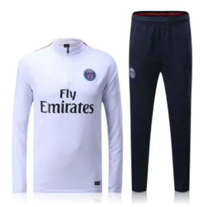2017-18 Season New Soccer and Football Training Tracksuit Kits with Custom Made Name and No. Free Shipping pictures & photos