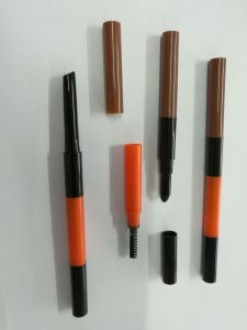 Eyebrow Pencil & Brow Powder & Brush 3 in 1 pictures & photos