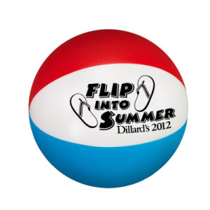 8 Inches PVC Inflatable Toy Beach Ball for Sales pictures & photos