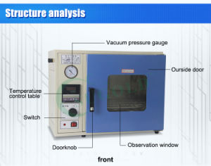 Dzf Series Biological Dedicated Vacuum Drying Chamber pictures & photos