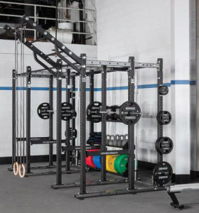 Hammer Strength Gym Equipment / HD Athletic Power Rack (SF1-6012) pictures & photos