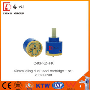 Water Saving Ceramic Cartridges for Basin Faucet pictures & photos