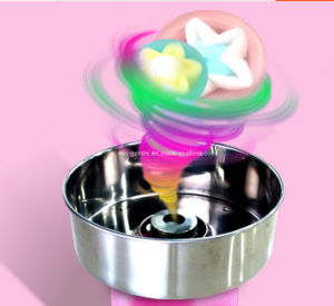 Cotton Candy Floss Machine/Candy Floss Machine with Ce pictures & photos