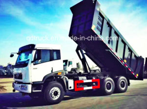 China FAW 6X4 380HP/279kw 10 Wheels Dump Truck pictures & photos