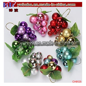 Christmas Tree Hanging Ornament Home Party Decoration Holiday Baubles (CH8125) pictures & photos