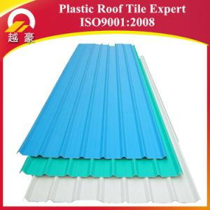 Anti-Corrosive Plastic Corrugated PVC Roofing Sheet for Shed From China Supplier pictures & photos