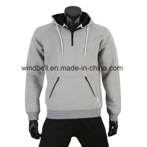 Comfortable Leisure Hoody for Men pictures & photos
