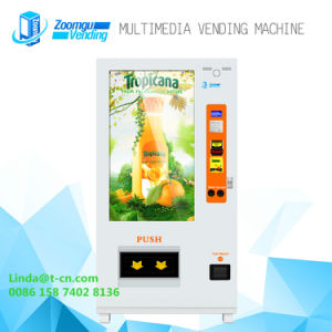 Hot Sale Popular Touch Screen Vending Machine pictures & photos