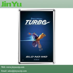 25mm Aluminum Poster Frame with Round Corner pictures & photos