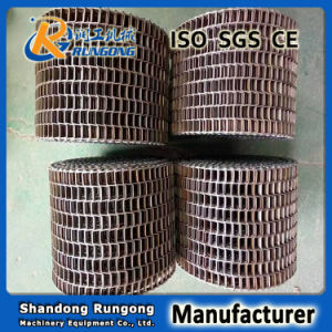 Stainless Steel Horseshoe Chain Conveyor Belt pictures & photos
