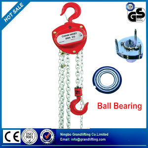 Hand Chain Hoist / Manual Chain Hoist / Chain Pulley Block pictures & photos