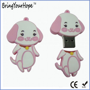 Snoopy Dog Design USB Flash Drive in 2D PVC (XH-USB-088) pictures & photos