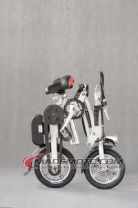 Light Weight Folding Electric Bike with Lithium Battery pictures & photos