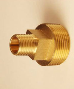 The High Quality Threaded Brass Fitting pictures & photos