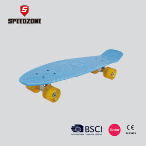 Speedzone 22 Inch Penny Board Plastic Skateboard pictures & photos