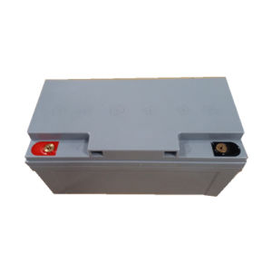 Various Terminal Option Solar Batteries 12V 65ah for Marine System pictures & photos