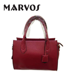 China Wholesale Leather Handbag / Lady′s Tote Handbag Ma1653