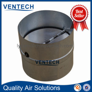 Air Ventilation One Way Shutter Round Back Draught Damper pictures & photos