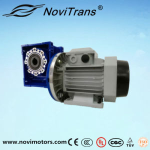 0.75kw AC Synchronous Motor with Decelerator (YFM-80B/D) pictures & photos