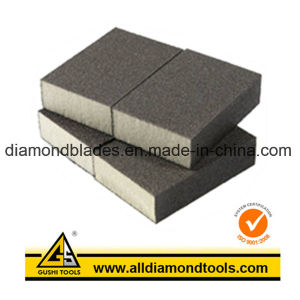 High Quality Abrasive Sanding Sponge Block pictures & photos