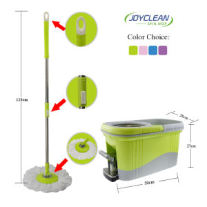 Joyclean Super Square Mop Bucket, Cleaning Mop and Bucket with Pedal pictures & photos