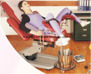 Electric Gynecology Chair pictures & photos