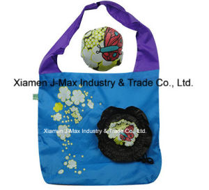 Foldable Gifts Shopping Bag Flowers Style, Reusable, Lightweight, Grocery Bags and Handy, Accessories & Decoration, Tote Bags, Promotion pictures & photos
