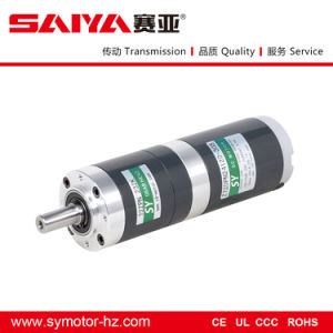 72mm DC Brushed Planetary Gear Motor pictures & photos