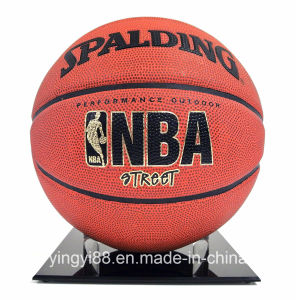Top Quality Acrylic Basketball Holder Shenzhen Factory pictures & photos