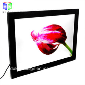 Ultra-Thin Magnetic Aluminum Frame Light Boxes pictures & photos