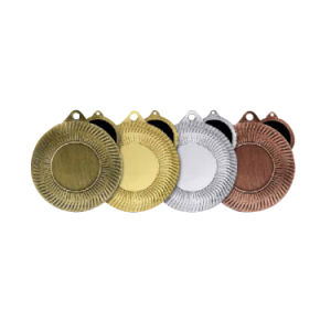 Custom Design Newest 3D Gold Silver Bronze Sport Medals pictures & photos