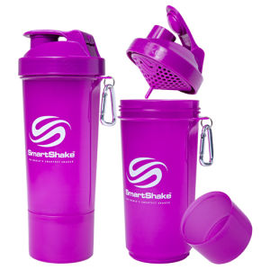 Foodgrade Spider Shaker Bottle with Storage for Protein pictures & photos