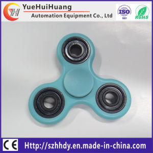 Spinner Fidget Toy Plastic EDC Hand Spinner for Autism and Adhd Rotation Time Long Anti Stress Toys pictures & photos